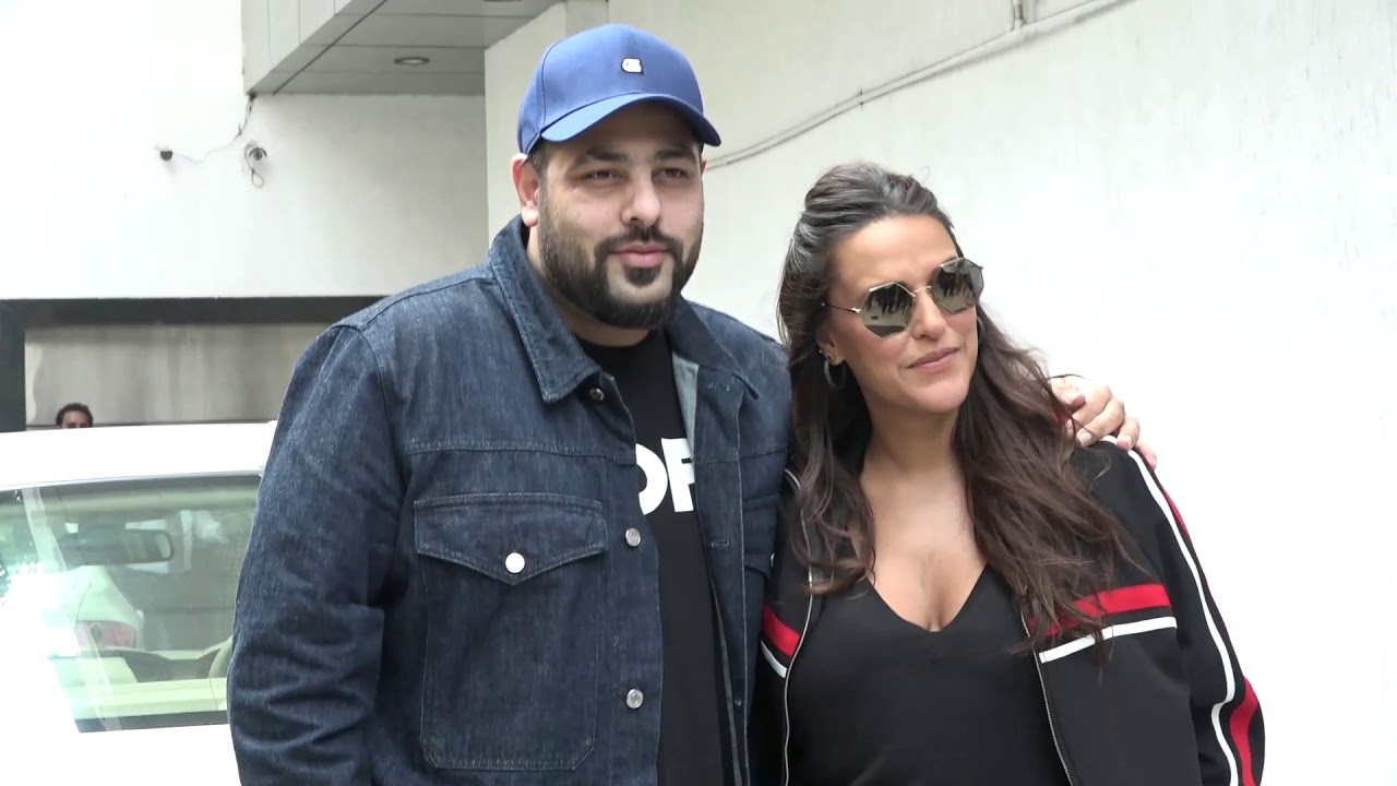 Image result for Neha Dhupia and Badshah