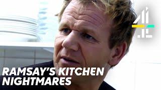 Ramsay's MOST INTENSE Moments on the Kitchen Nightmares! | Ramsay's Kitchen Nightmares | Part 1