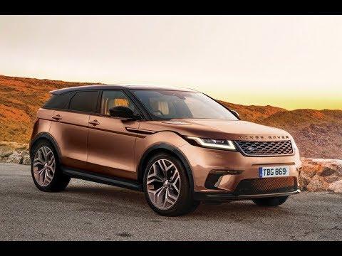 2018 Land Rover Range Rover Evoque >> RANGE ROVER EVOQUE 2019 → PREÇOS, Motor Mais Potente, Novos Itens - YouTube