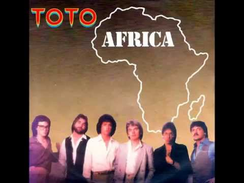 Toto - Africa Instrumental
