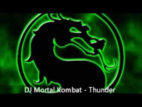 DJ Mortal Kombat -Thunder | JumpStyle Music