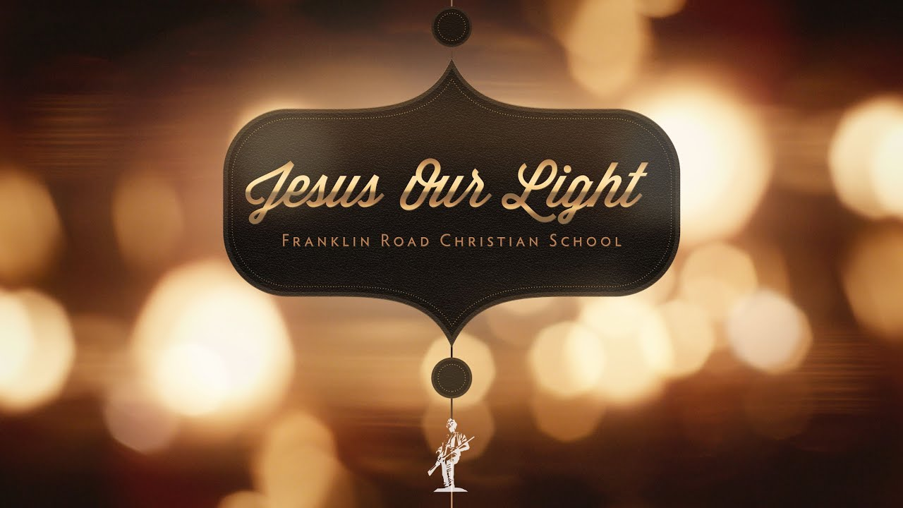 Jesus, Our Light | Christmas Program 2014 - YouTube