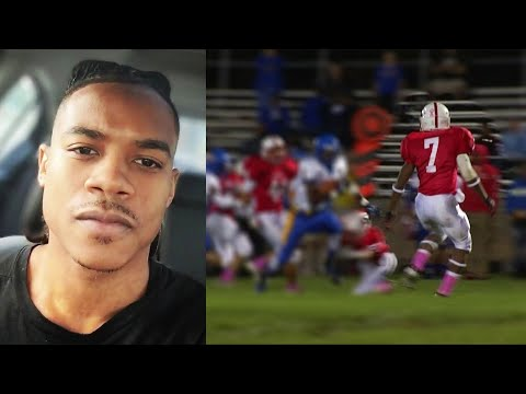 Noah Green, the man who killed a Capitol Police officer Friday, played high school football and ...