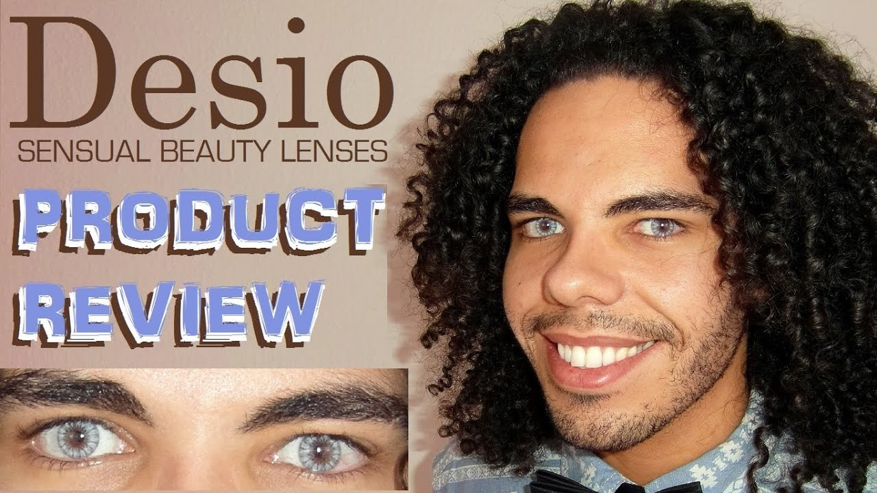 Desio Contact Lenses Review Innocent White Icy Blue Mint