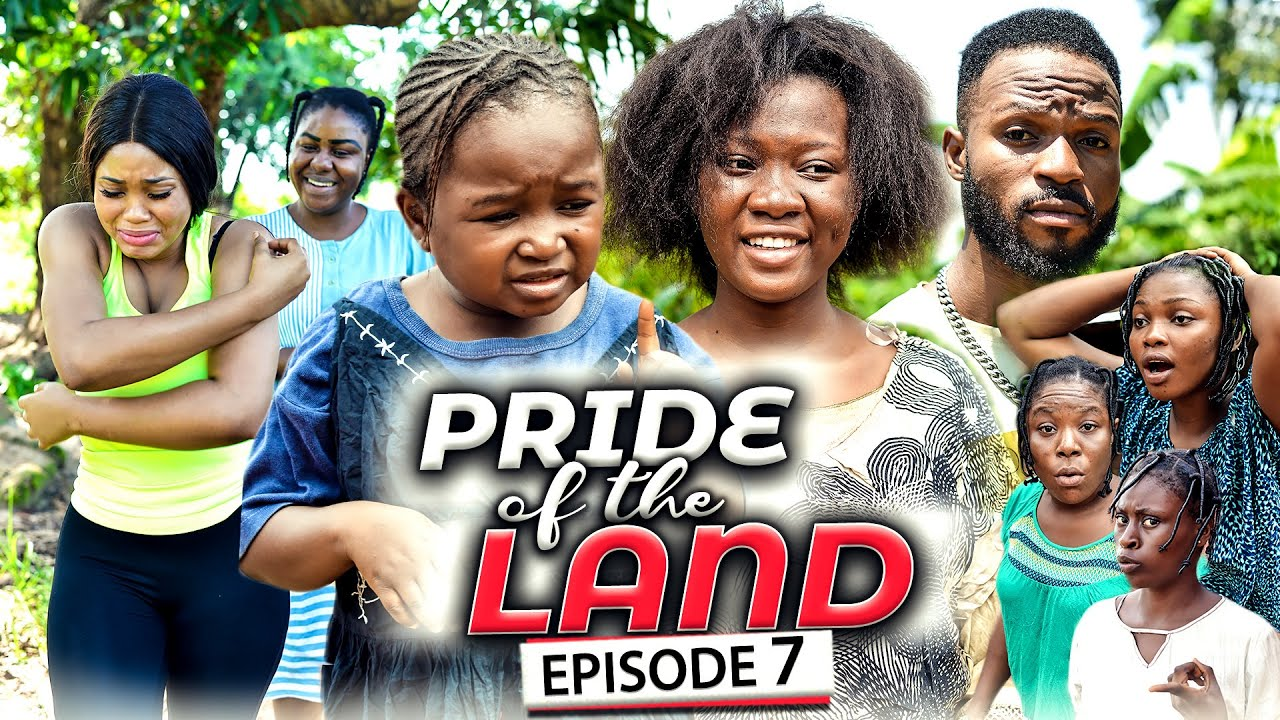 Download PRIDE OF THE LAND EPISODE 7 (New Movie) Chinenye Nnebe/Sonia 2021 Latest Nigerian Nollywood Movie