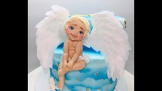 Обзор фигурки ангелочек ( без крыльев )