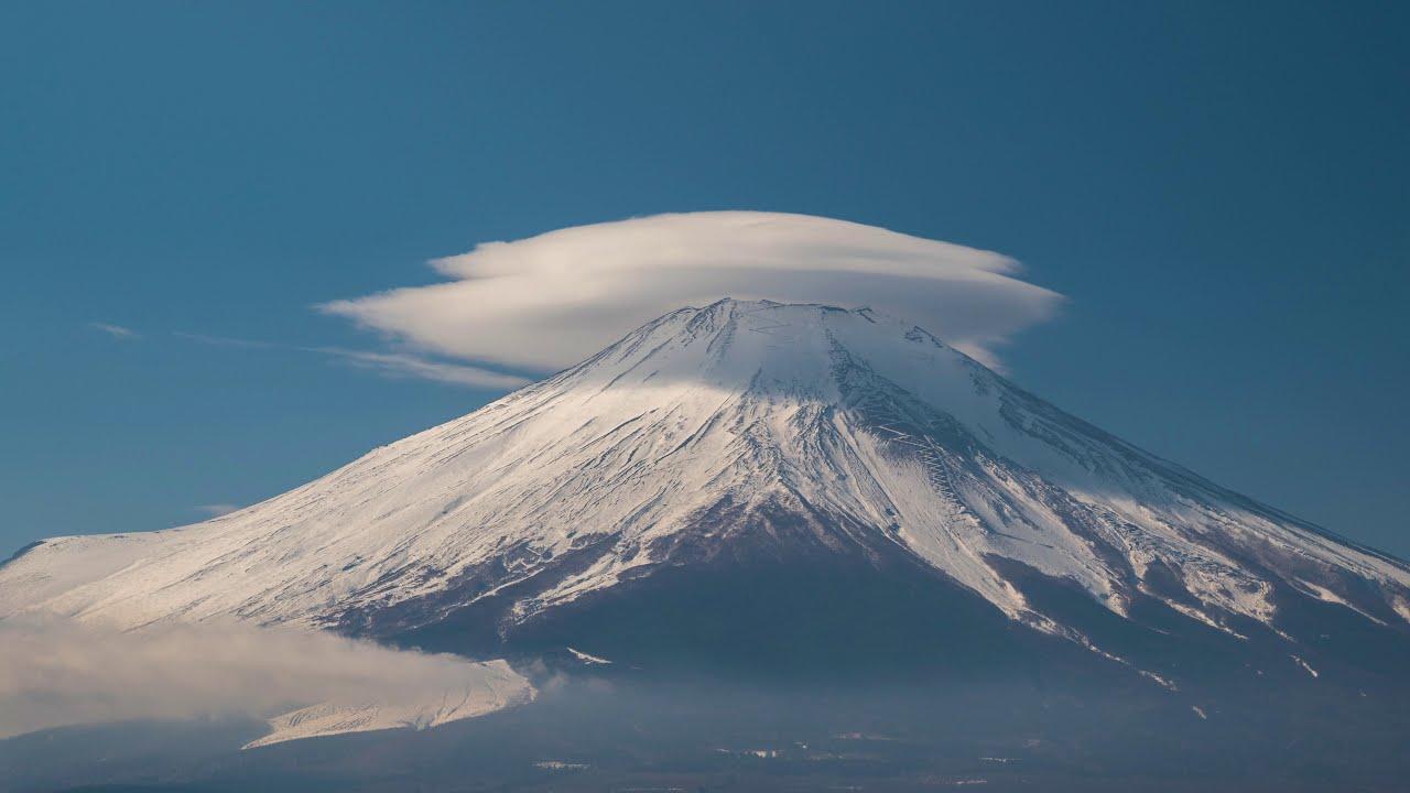 Mt. Fuji Kasakumo [8KTimelapse] Japan Tours
