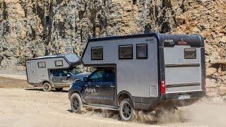 Woelcke Autark Pickup Kabine im Test – So schlägt sich der Offroad-Camper