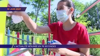 Yvelines | L'actualité de la semaine en 78 secondes (du lundi 7 au vendredi 11 juin)