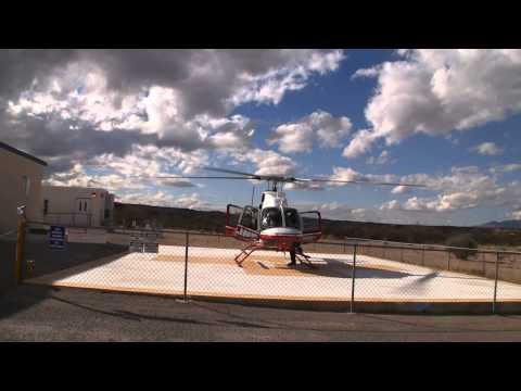Lifeline 1 St. David, Arizona  Base Line Pilot Evelyn Higgs