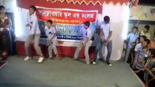 Moner gopon gore shudhu tomake rakhi by Sunflower School And College Uttarkhan Branch