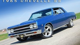 1965 Chevelle Blog # 1 - The Beginning V8TV-Video