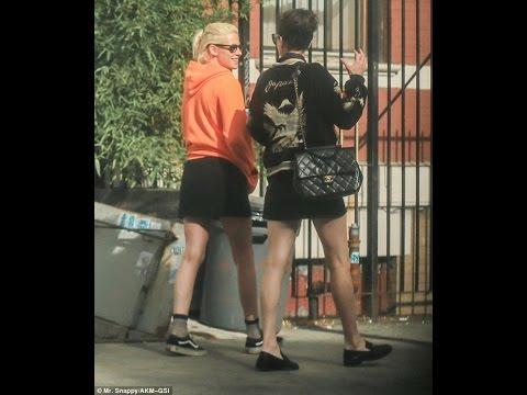 Kristen Stewart steps out with Cara Delevingne's ex St. Vincent again