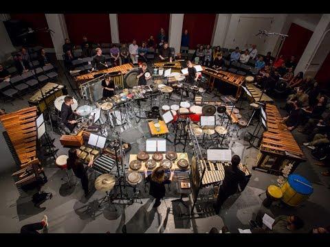 Manhattan School of Music Percussion Ensemble 60th Anniversary Performance