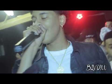 Trill Sammy  - Uber Everywhere Remix Live (Filmed By BLVD100)