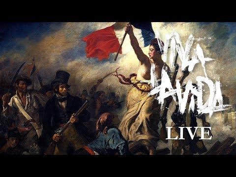 Coldplay - Viva La Vida Or Death And All His Friends (FULL ALBUM) [Live]