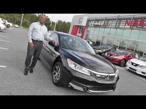 2017 Honda Accord Sedan LX Review