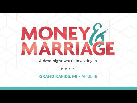 Spring 2018 Money & Marriage Event - Grand Rapids, MI (April 18)