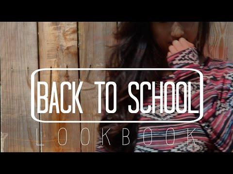 Back to School 2014 Lookbook | MEN'S & WOMEN'S OUTFIT IDEAS FOR TEENS from YouTube · Duration:  4 minutes 22 seconds