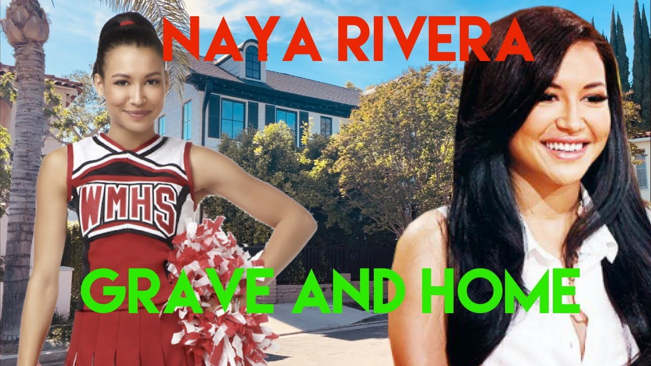 Famous Graves : Naya Rivera Grave and Last Home She Lived In | Glee Star's Tragic Ending