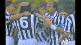 1995 September 13 Borussia Dortmund Germany 1 Juventus Italy 3 Champions League