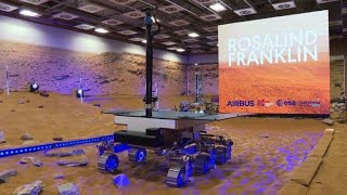 Name revealed for Mars rover as UK commits to ESA post-Brexit