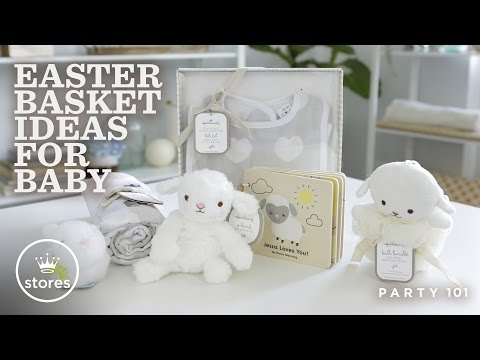 Easter basket ideas for baby | party 101