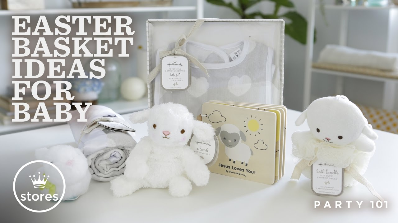 Easter basket ideas for baby party 101 youtube easter basket ideas for baby party 101 negle Images