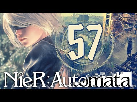 THE TOWER, UNLOCKED | The Story of Devola & Popola | Nier: Automata #57