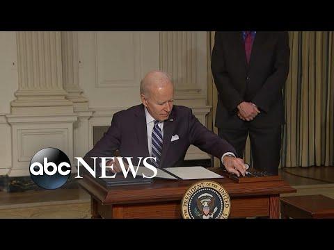 Biden signs executive order on climate …