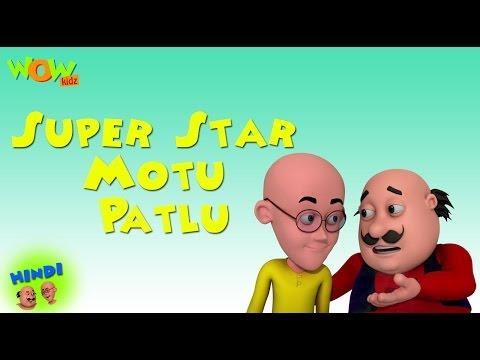 Super Star Motu Patlu - Motu Patlu in Hindi WITH ENGLISH, SPANISH & FRENCH SUBTITLES