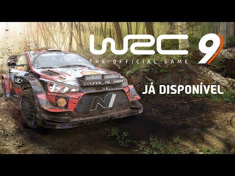 WRC 9 - Já Disponível