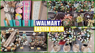 WALMART EASTER DECOR SHOP WITH ME 2021