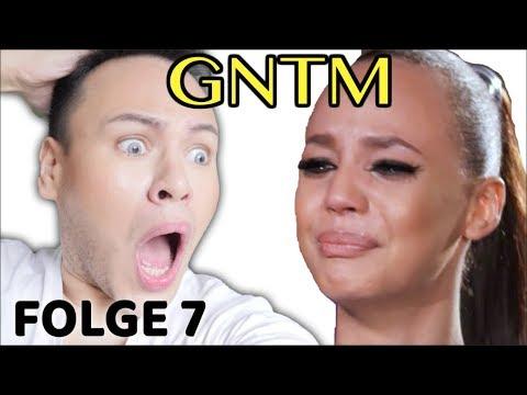 Joy schlägt Lena ins Gesicht! GNTM 2019 Folge 7