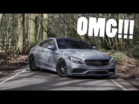 WELCOME TO MY 'NEW' MERCEDES C63 AMG!!