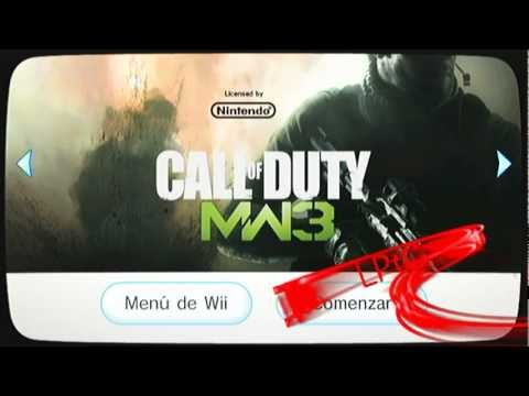 LPtG HD - Call of Duty Modern Warfare 3 Wii [Análisis + Gameplay Online Review]