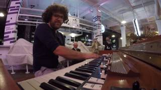 "Carey Frank's ""Beautiful Love"" Hammond organ solo"