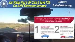 How to Beat Speeding Tickets Instant On Radar Guide