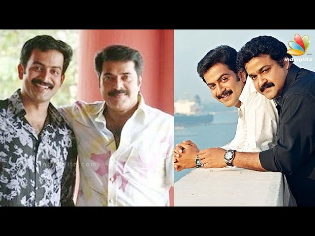 Prithviraj Reveals: Mohanlal or Mammooty: Who's His Favourite | Hot Malayalam Cinema News