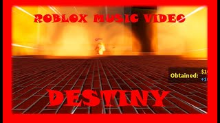 NEFFEX- Destiny (Roblox Music Video)