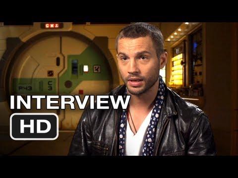 Prometheus Interview - Logan Marshall-Green (2012) Ridley Scott Movie HD