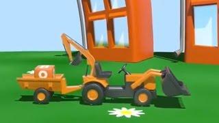 Spielplatz - 6 Mehrzwecktraktor - Zeichentrick-Serien für Kinder