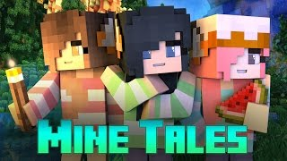 Mine Tales - MR.BIG BAD BEAR | Three Little Foxes (Minecraft FairyTale Roleplay) - Three Little Pigs