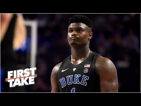Is It Time To Pay College Athletes After The Zion Williamson Allegations? | First Take