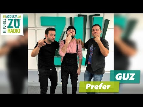 Guz - Prefer (SuperLive la Radio ZU)