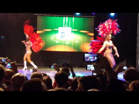 KARNEVAL, Vrnjacka banja 2016., Brazil :D