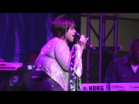Kelly Price Performs 'Tired' Live At BHCP Summer Series Concert