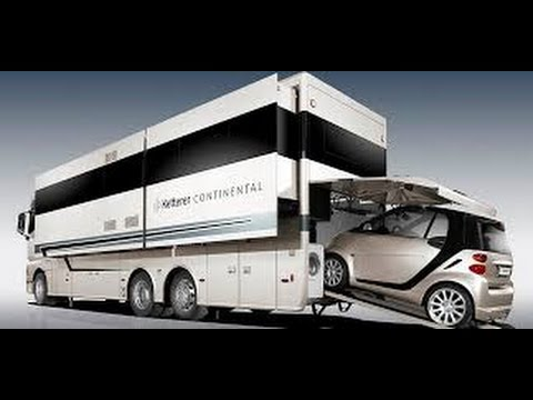 Le plus beau camping car du monde youtube for Interieur camping car