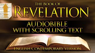 Holy Bible Audio: REVEĻATION (Contemporary English) With Text