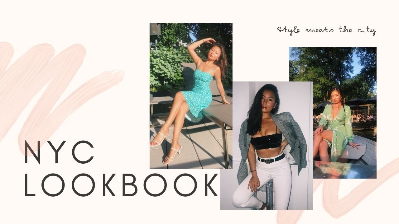 [VIDEO] - A (very) NYC Summer Outfit Lookbook~ 8